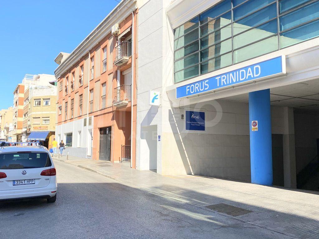 Lejlighed til salg i Gamarra - La Trinidad, Malaga - Bailén-Miraflores