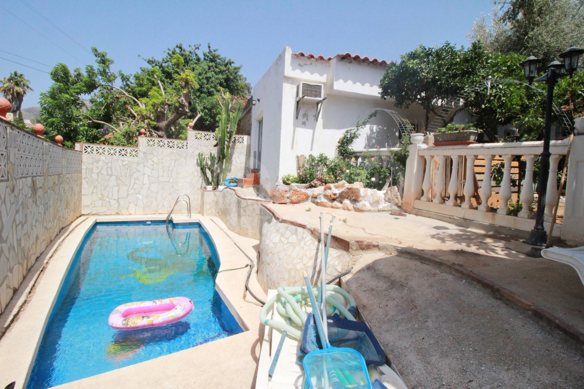 Fabulous chalet close to the beach in Torremolinos