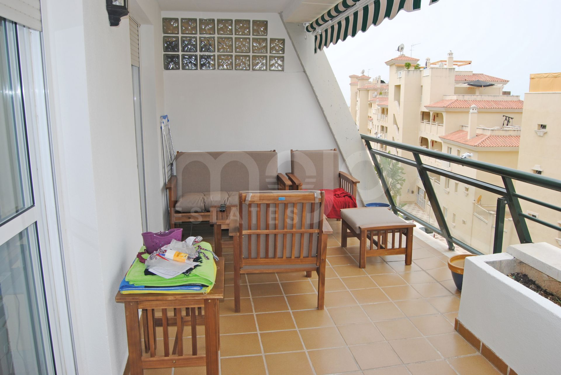 Cozy apartment in a really well-maintained complex in Torrequebrada