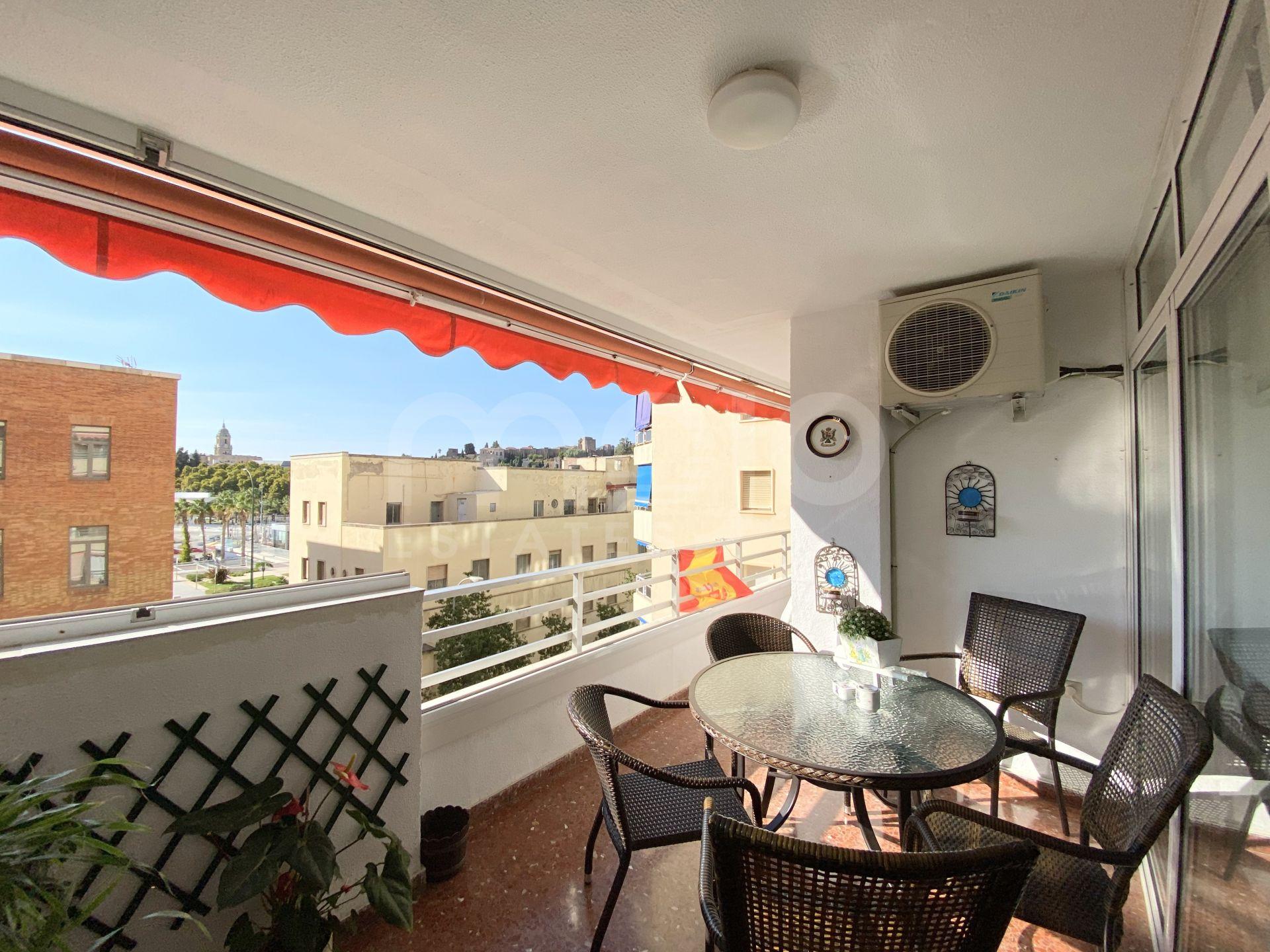 Lejlighed til salg i La Malagueta - La Caleta, Malaga - Centro