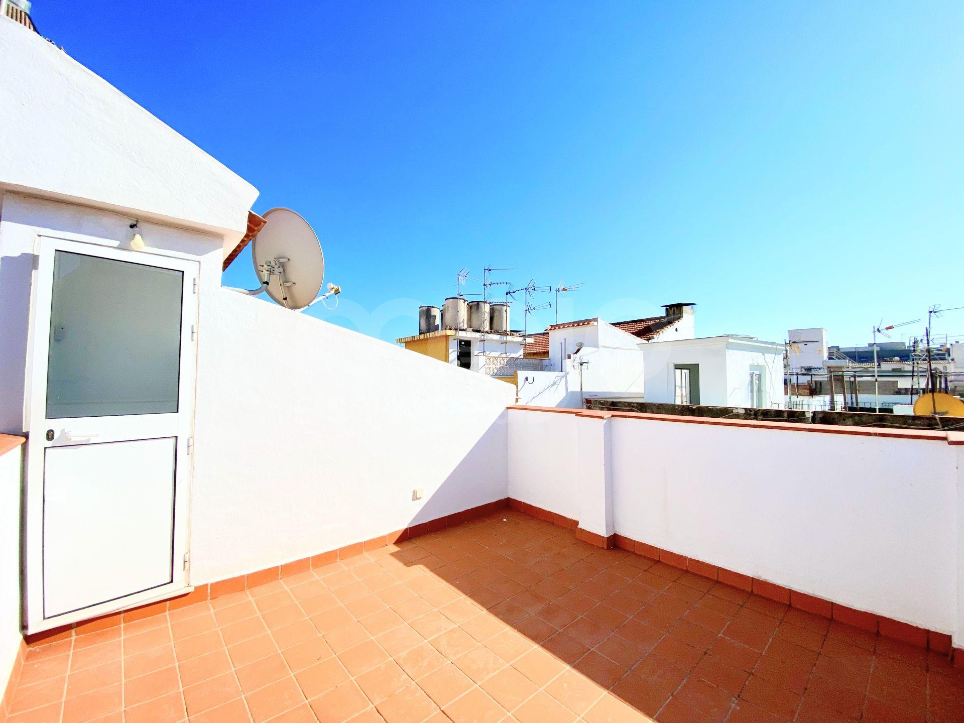 Duplex Penthouse te koop in Centro Histórico, Malaga - Centro