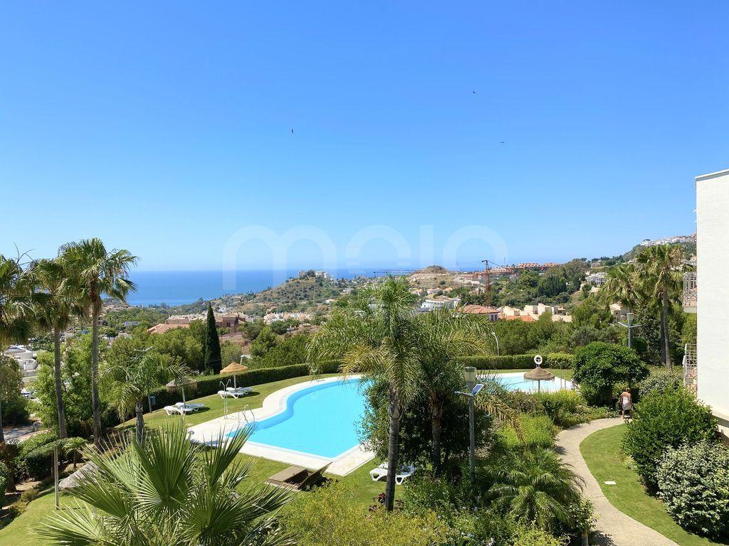 Luxury penthouse with splendid sea views