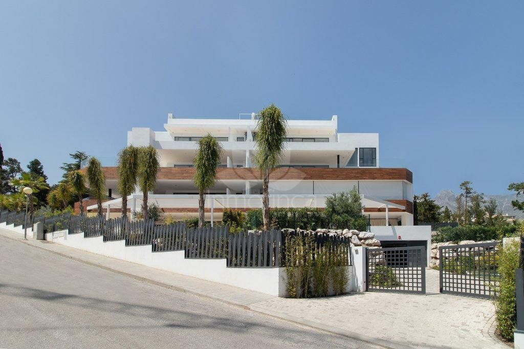 Development in Marbella Golden Mile, Marbella