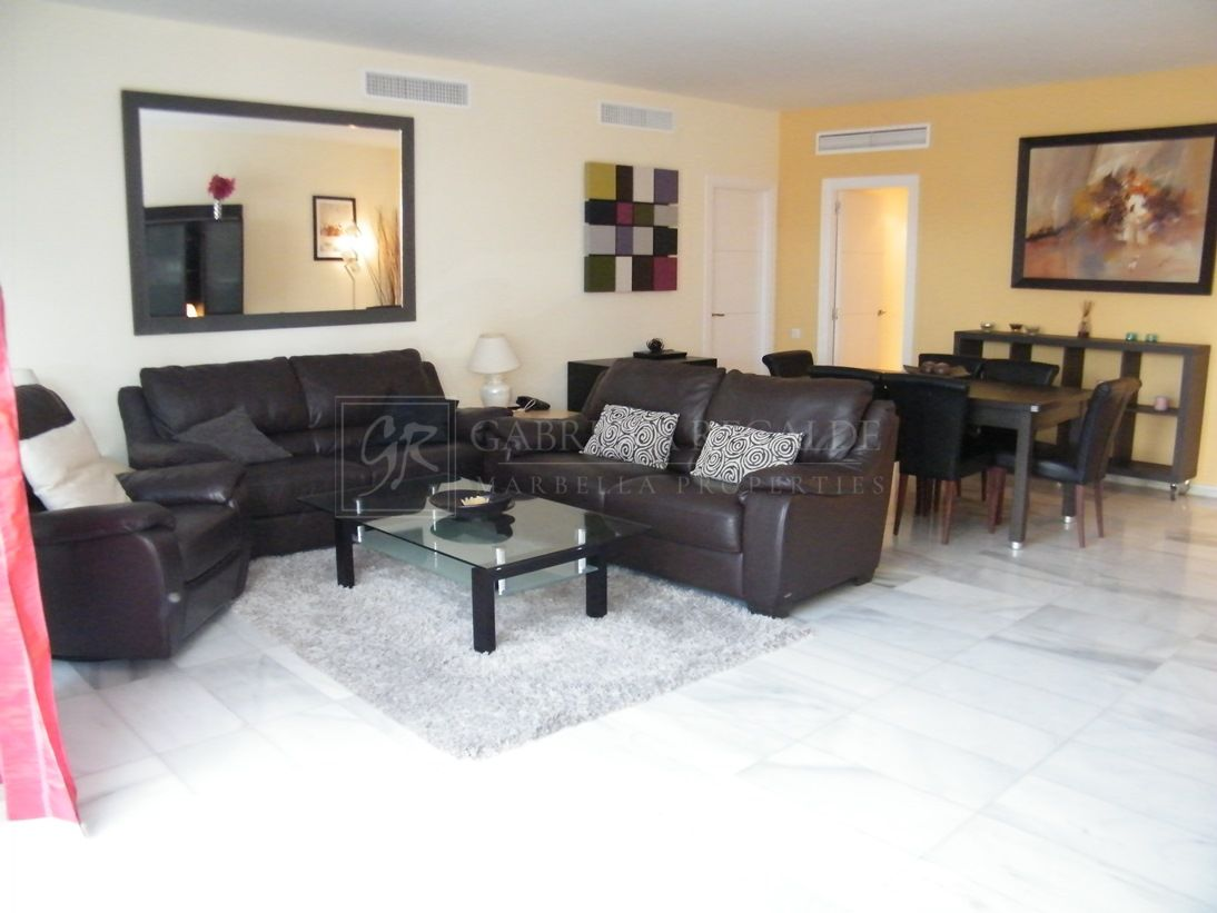 Apartment in La Alcazaba Puerto Banus