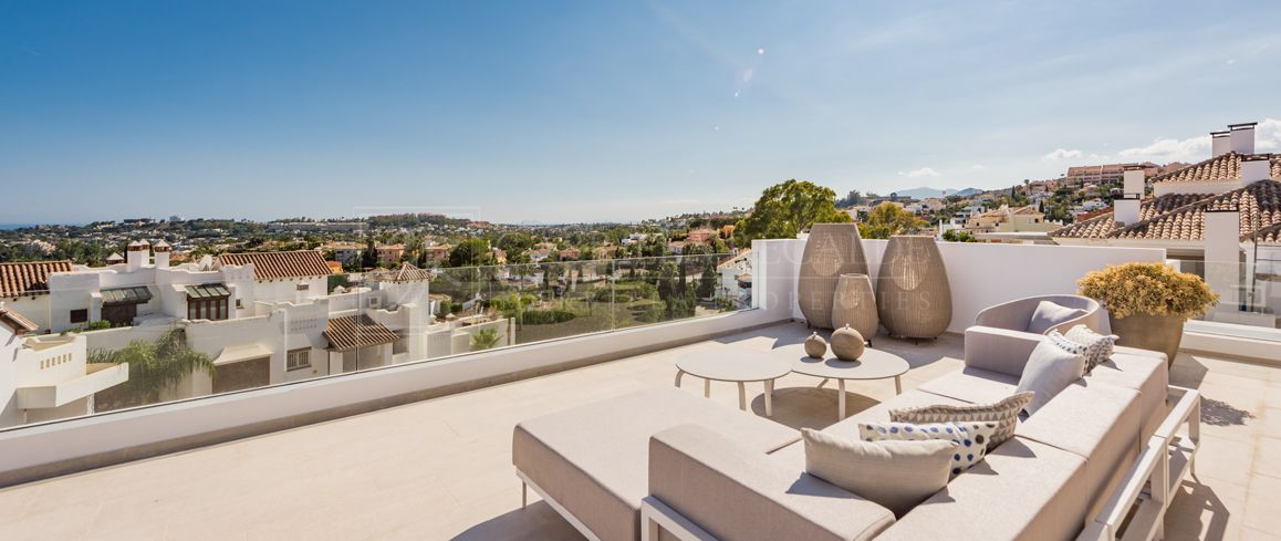 Two and three bedroom Modern Luxury apartements in Nueva Andalucia