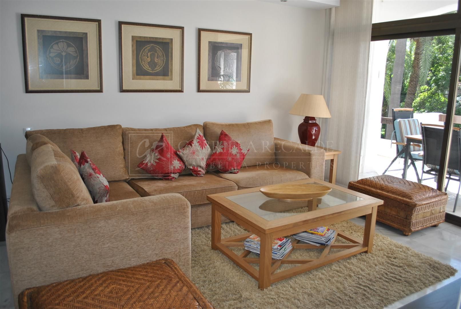 Apartment in La Alcazaba, Puerto Banus