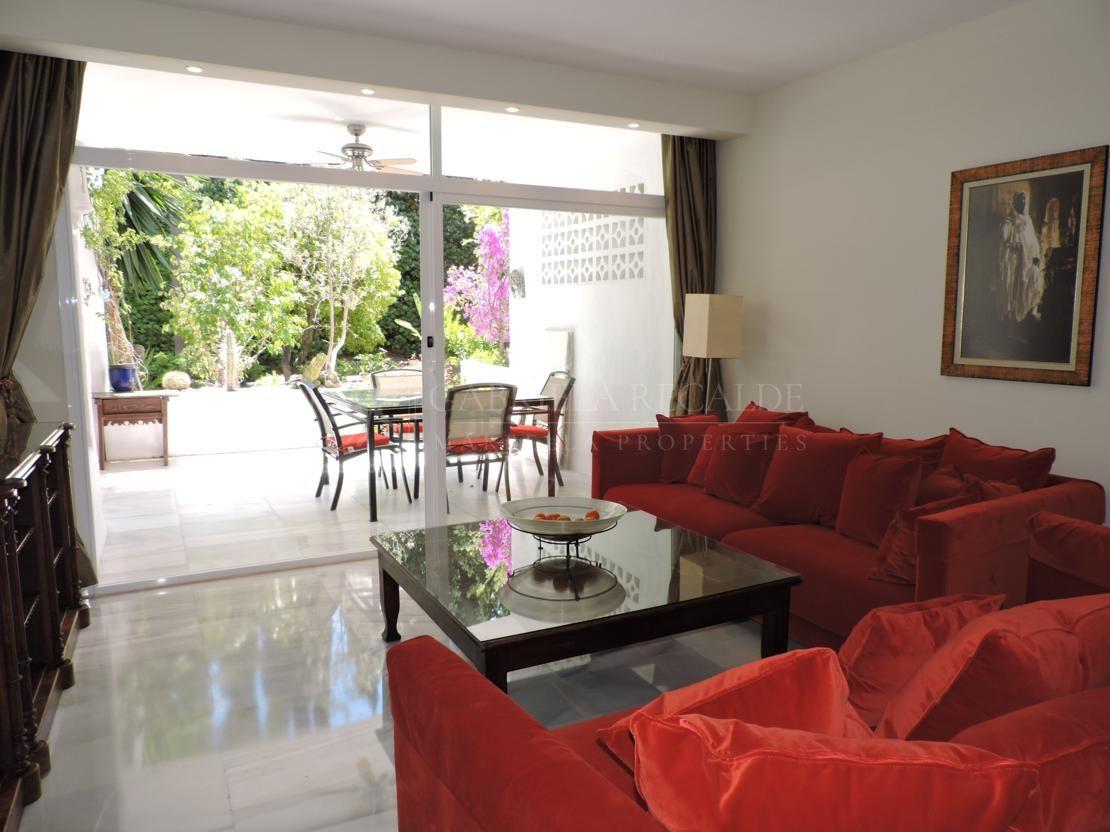 Apartamento Planta Baja en venta en Alcazaba, Marbella - Puerto Banus