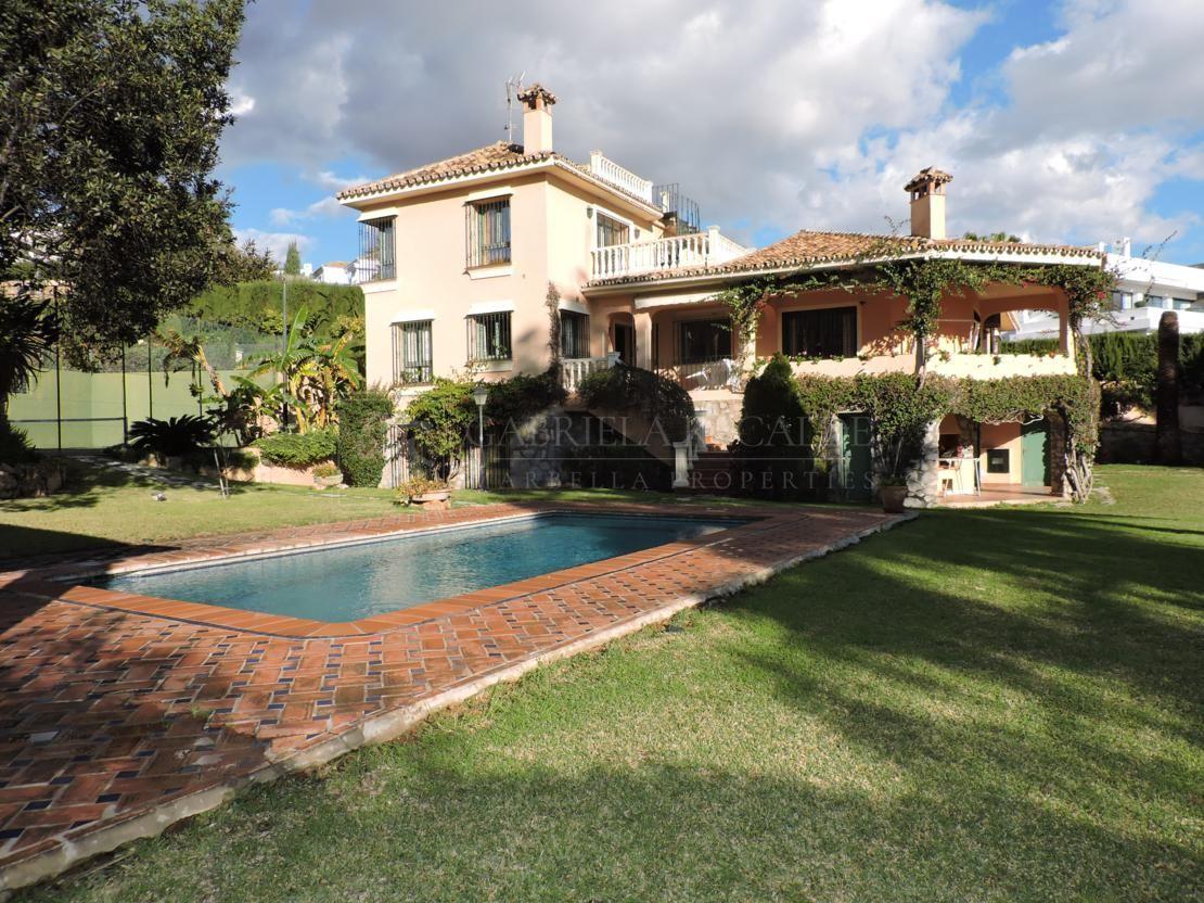 Villa in Rocío de Nagüeles