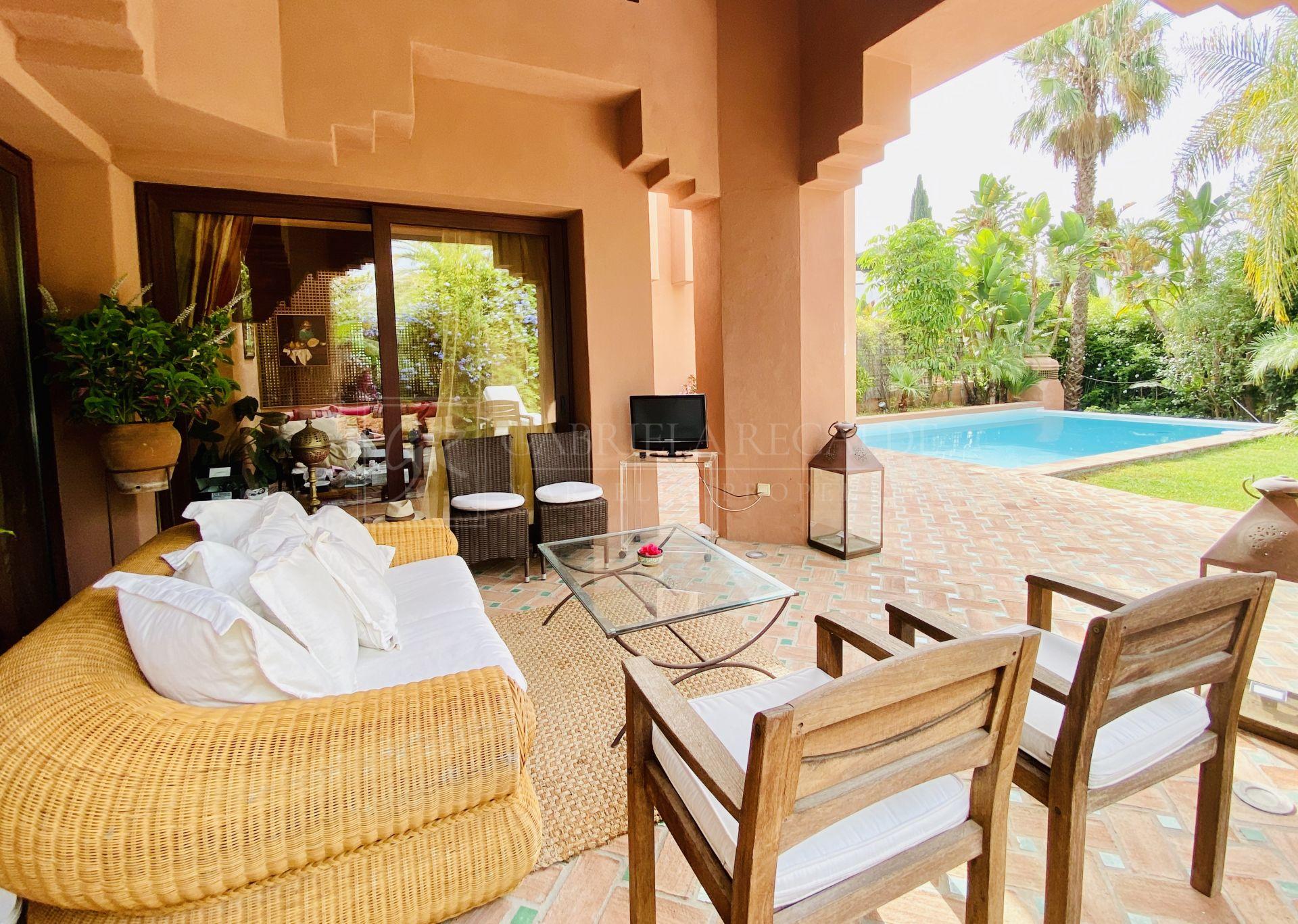 MUST BE SEEN! Villa in Atalaya Rio Verde