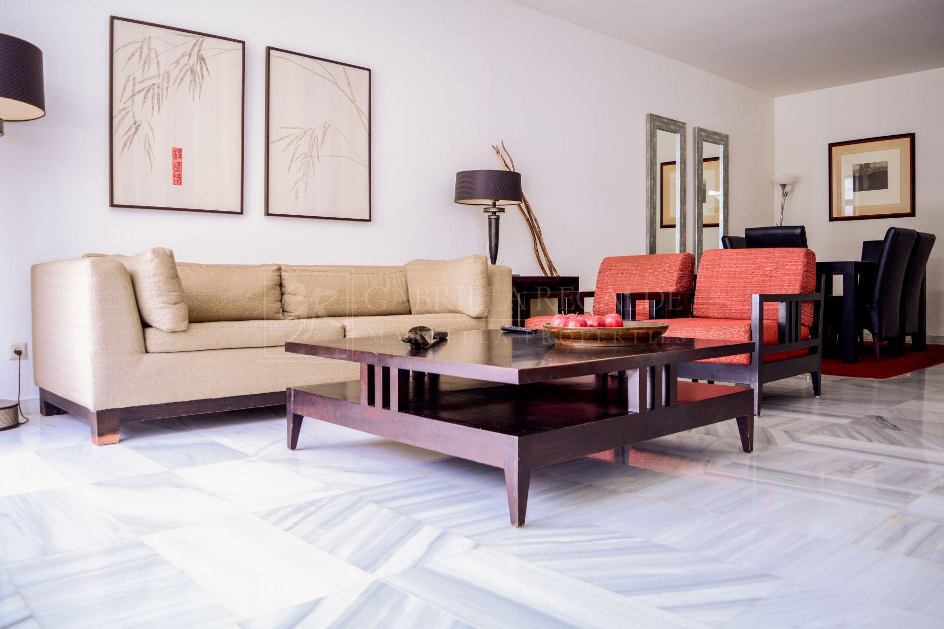 Luminoso y encantador Apartamento en La Alcazaba
