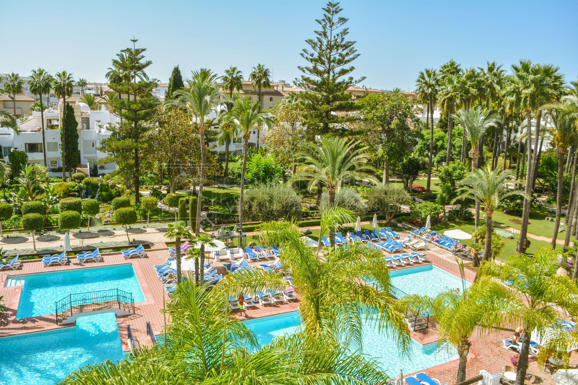 Atico Duplex en venta en Alcazaba, Marbella - Puerto Banus