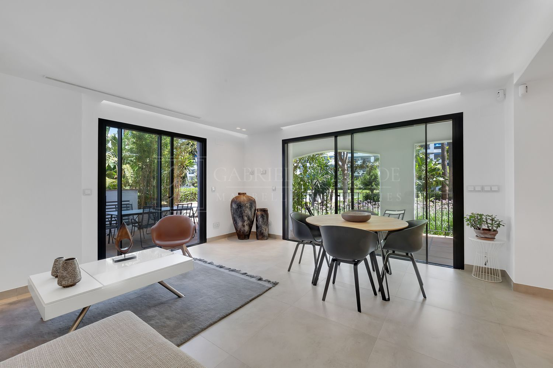 Stunning Ground Floor Apartment in Jardines del Puerto, Puerto Banus - Marbella