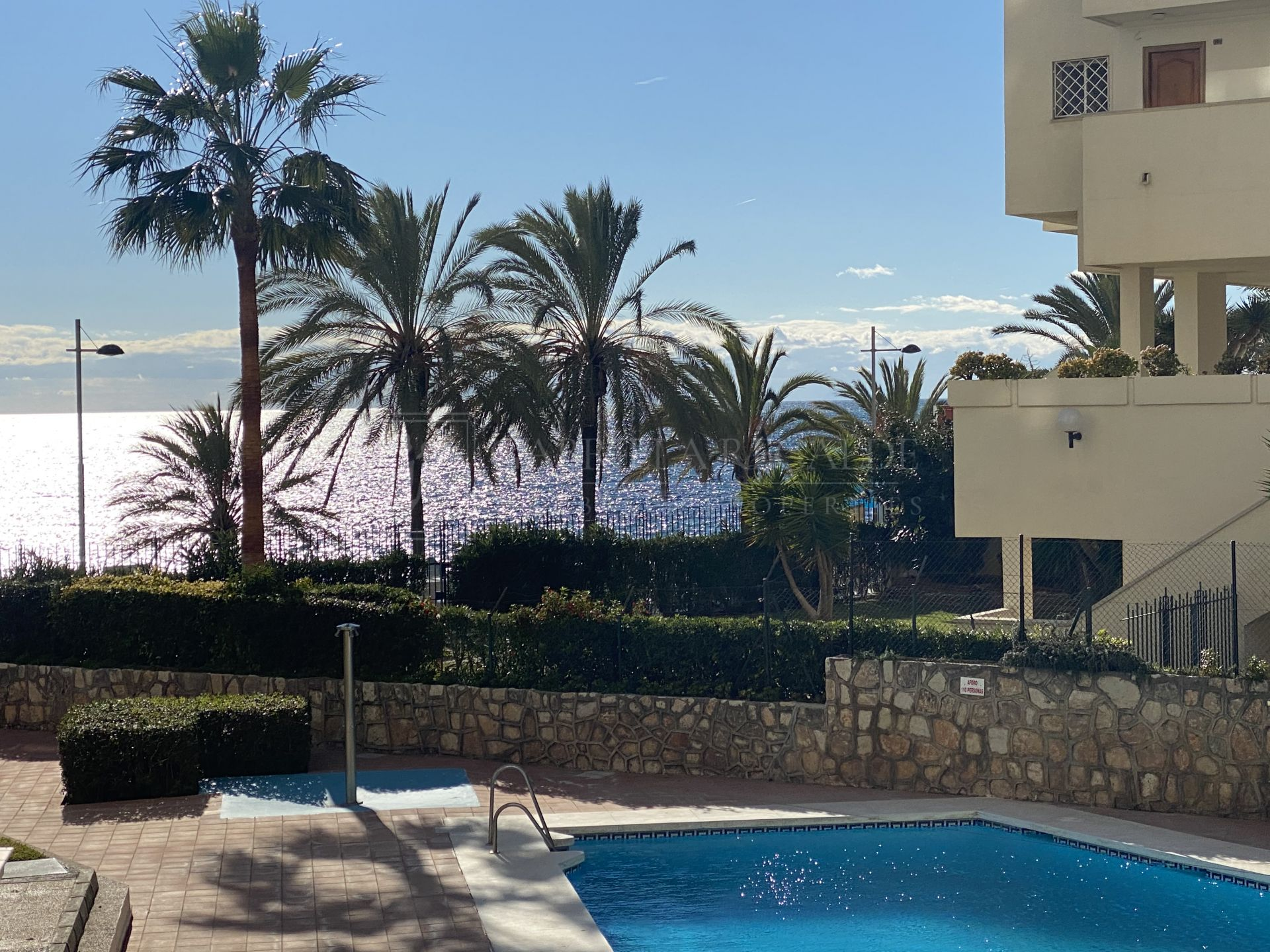 Studio in Marbella Center, by the beach. For investors