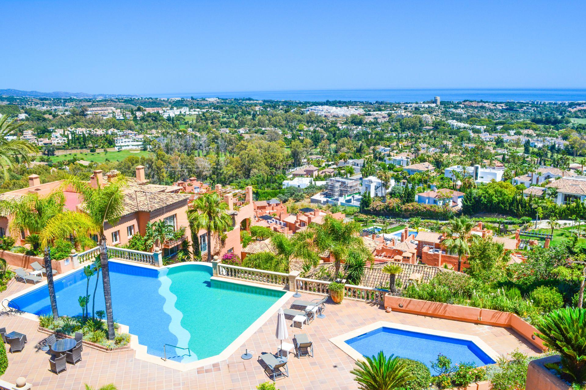 Apartamento en venta en Los Belvederes, Nueva Andalucia