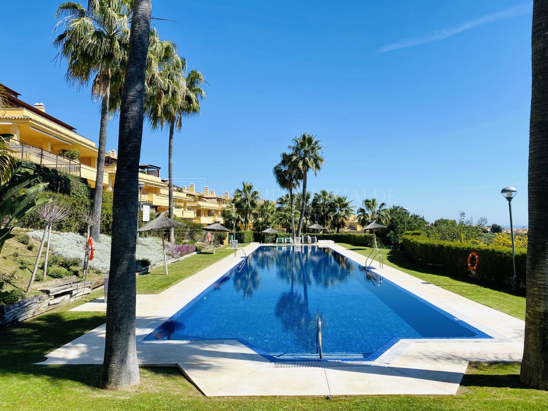 Lovely Apartment with Sea Views in Condado de Sierra Blanca