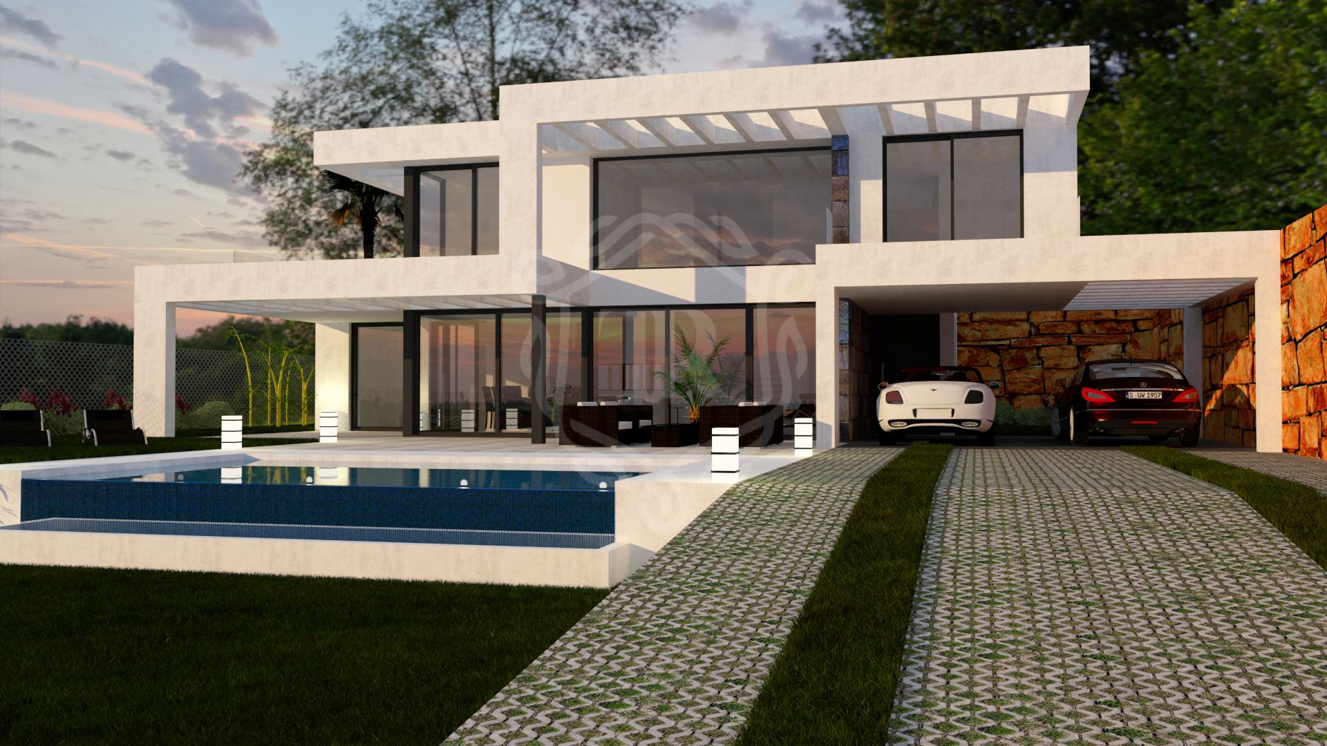 Villa for sale in Buena Vista, Mijas Costa