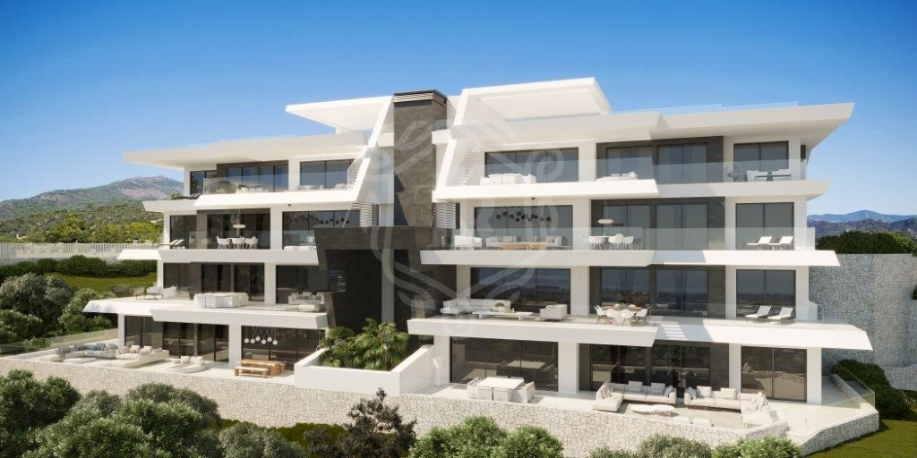 Apartment for sale in Byu Hills, Benahavis