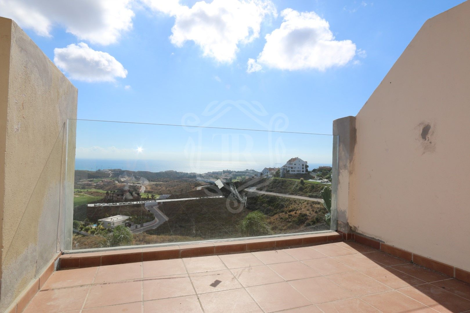 Duplex Penthouse for sale in Calanova Golf, Mijas Costa