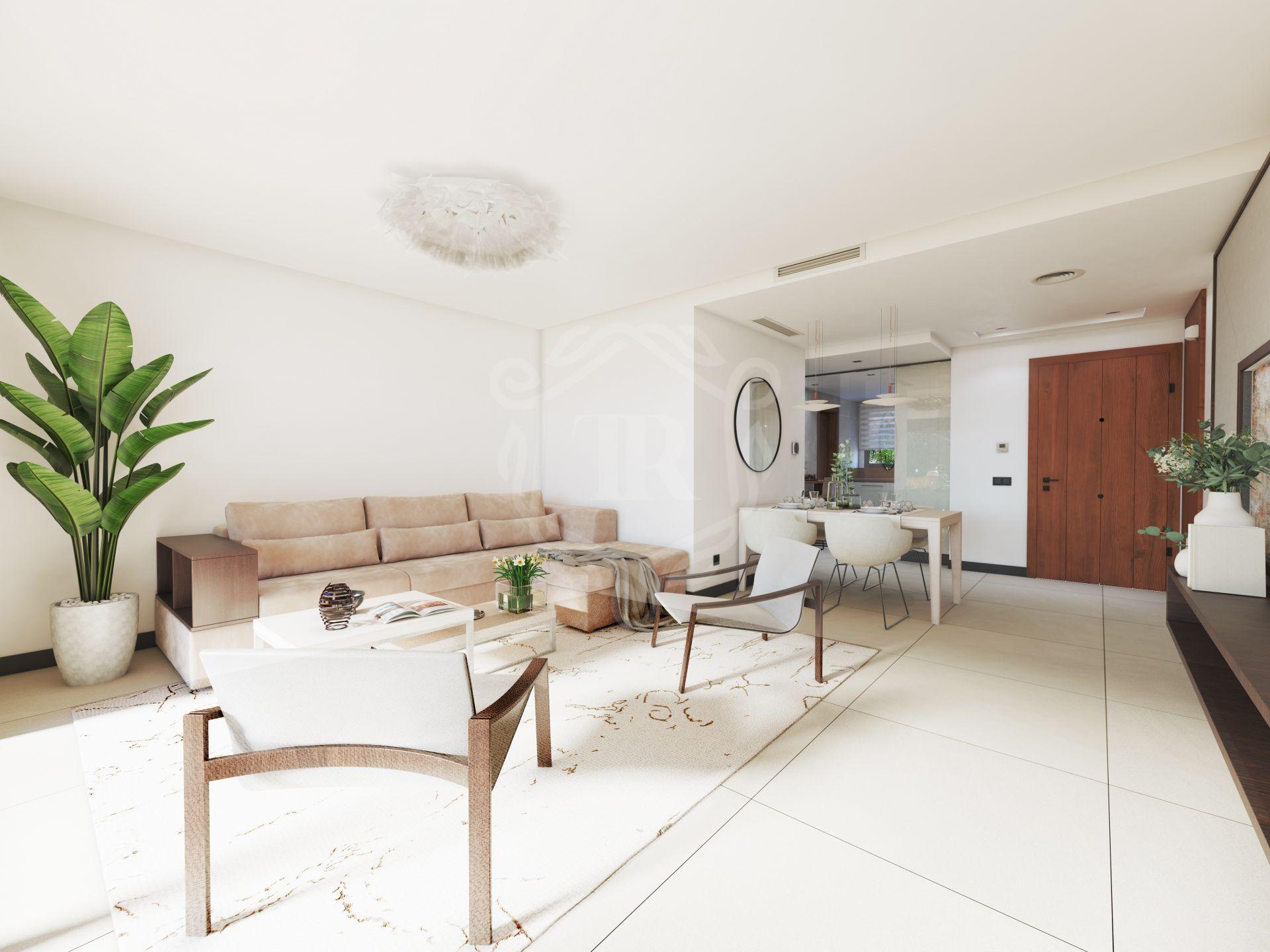 Duplex Penthouse for sale in La Cerquilla, Nueva Andalucia