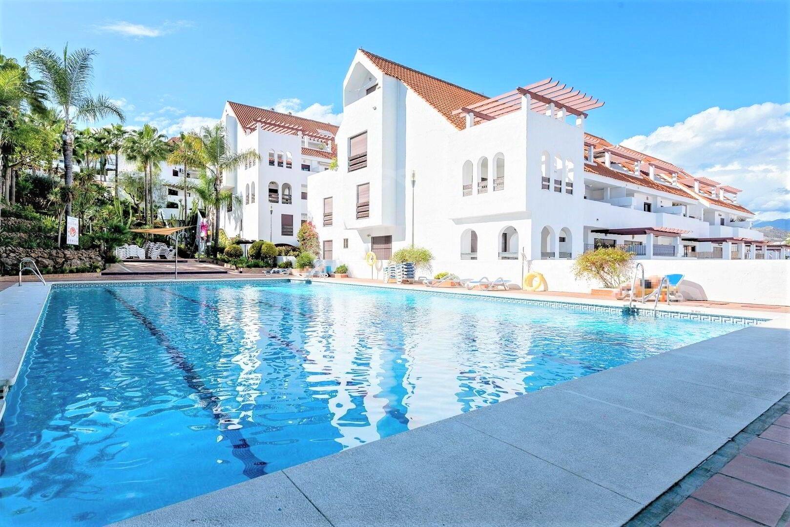 Beautiful apartment in the heart of Nueva Andalucia, Marbella