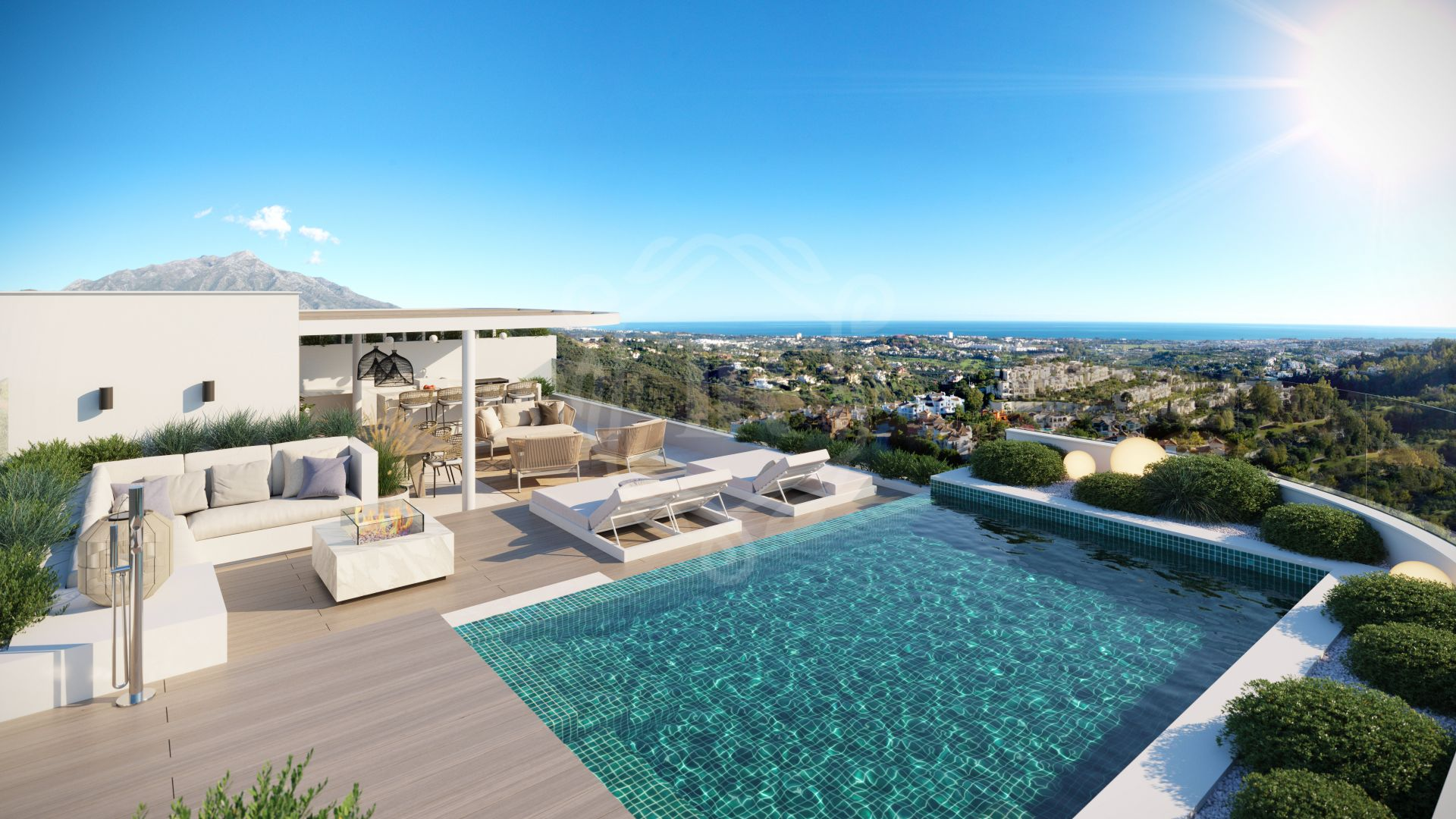 Brand new apartment with impressive views - The View Marbella
