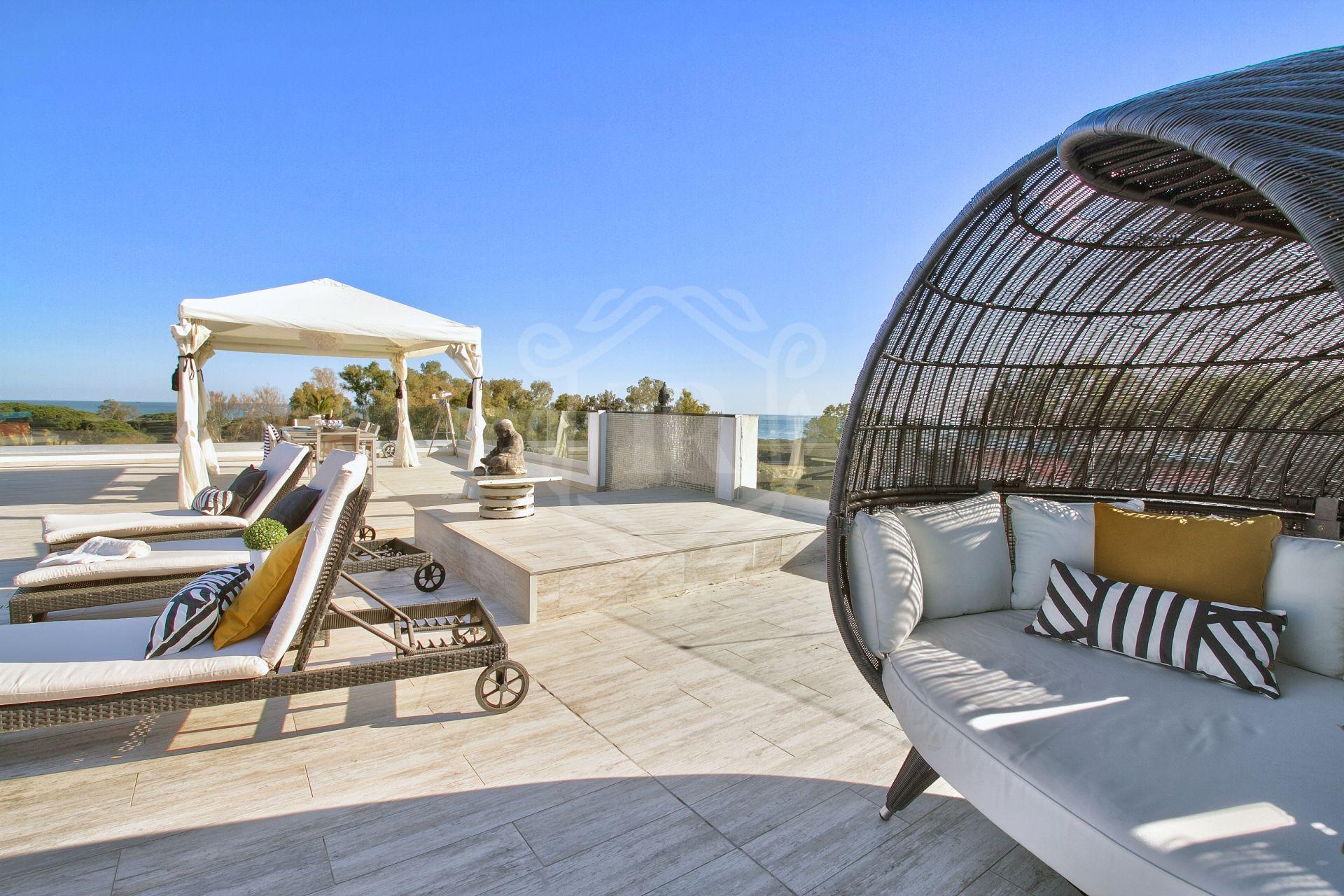 Atico en venta en Carib Playa, Marbella Este
