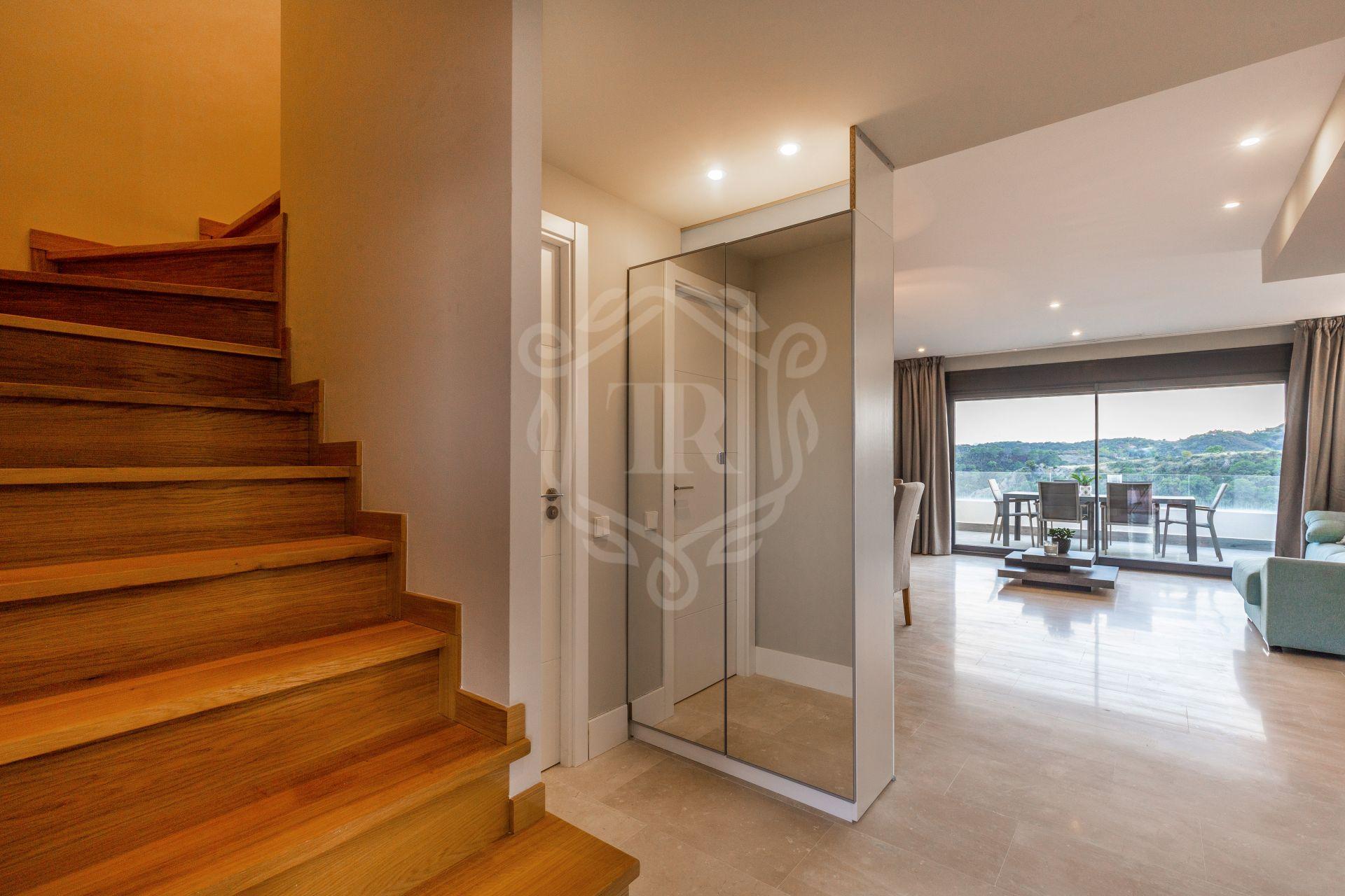 Duplex Penthouse in La Resina Golf, Estepona