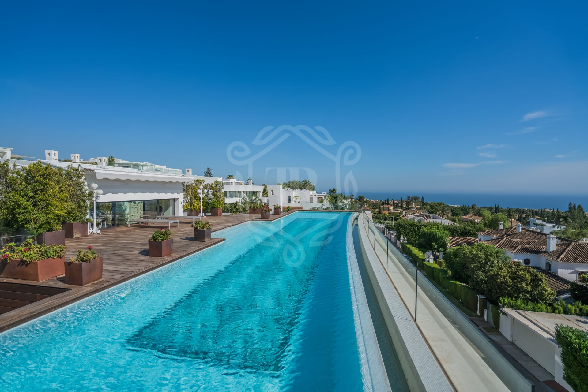 Duplex Penthouse in Reserva de Sierra Blanca, Marbella Golden Mile