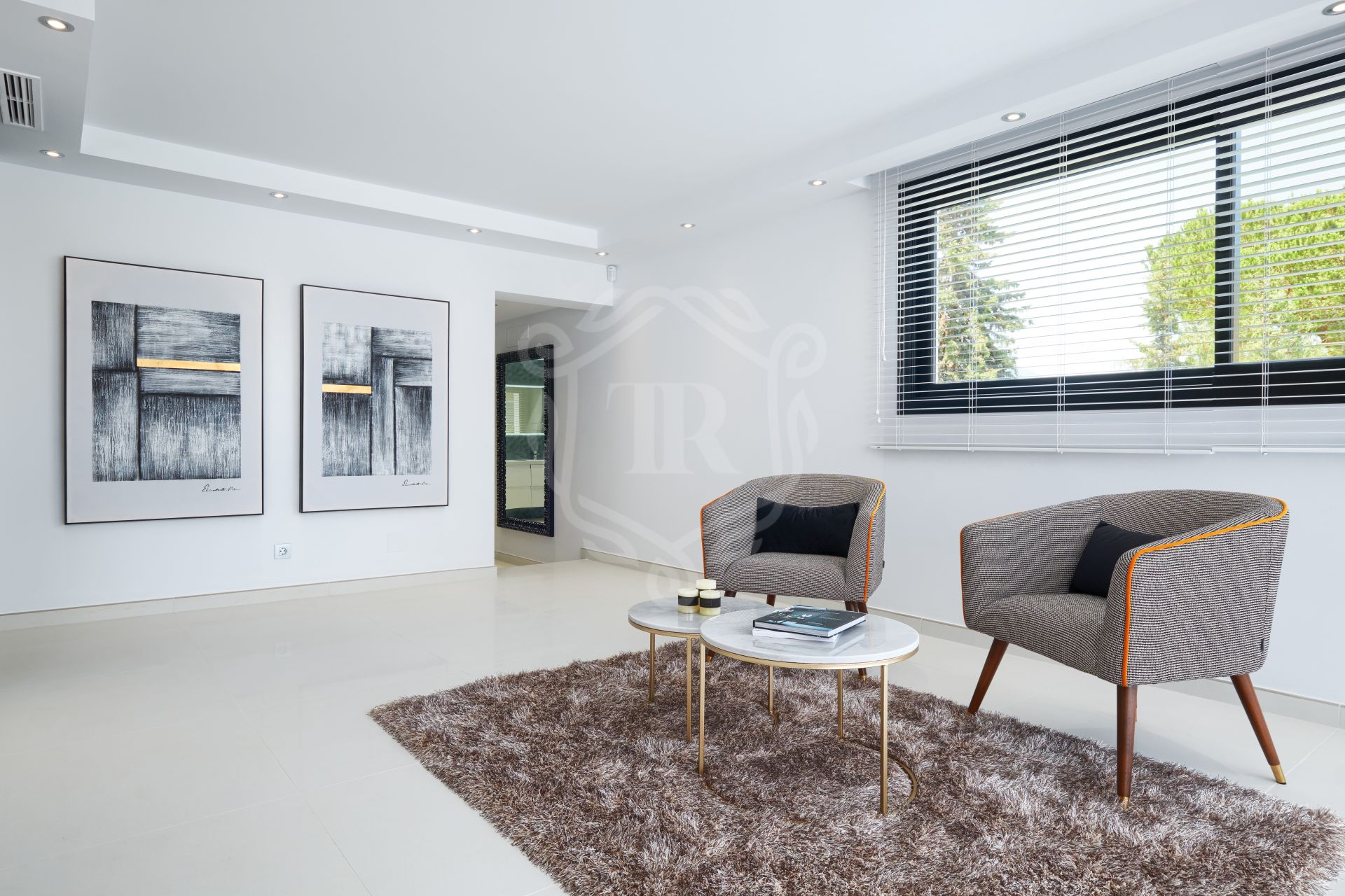 Villa for sale in Supermanzana H, Nueva Andalucia