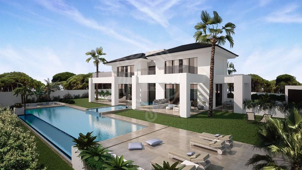 Stunning brand new turn-key villa