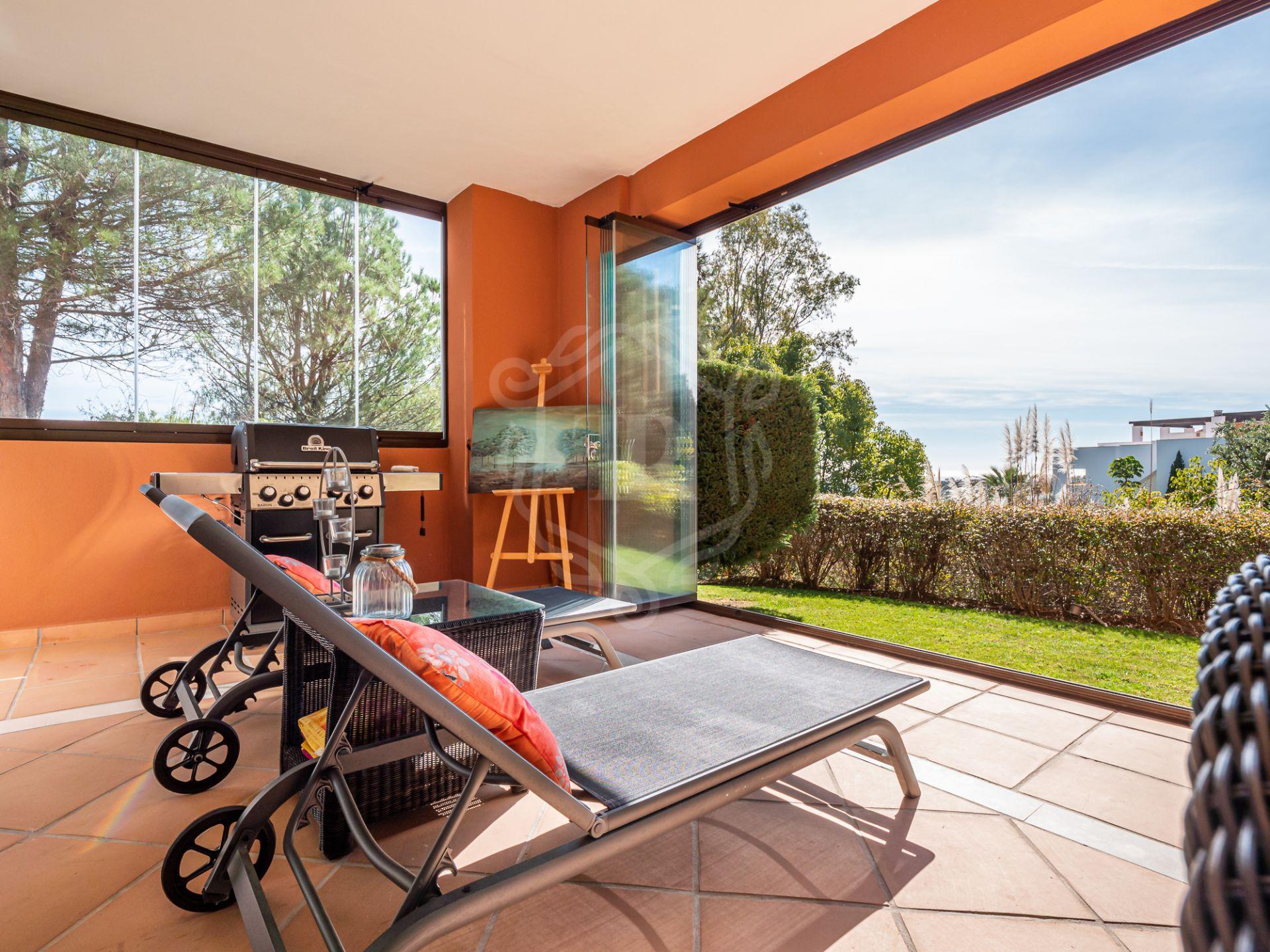 Magnificent bright ground floor apartment in La Quinta Greens