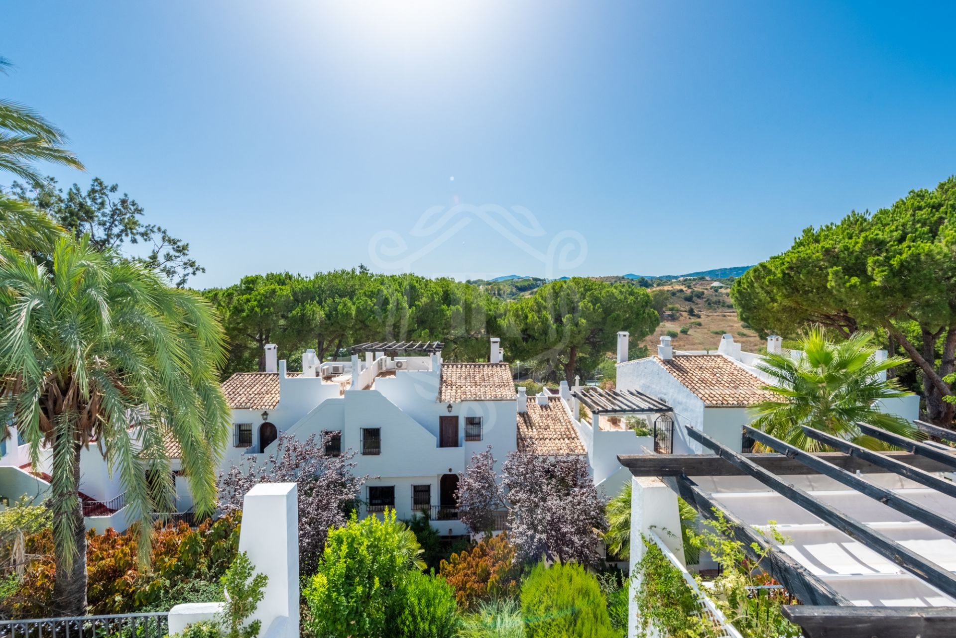 Duplex Penthouse for sale in Club Sierra, Marbella Golden Mile