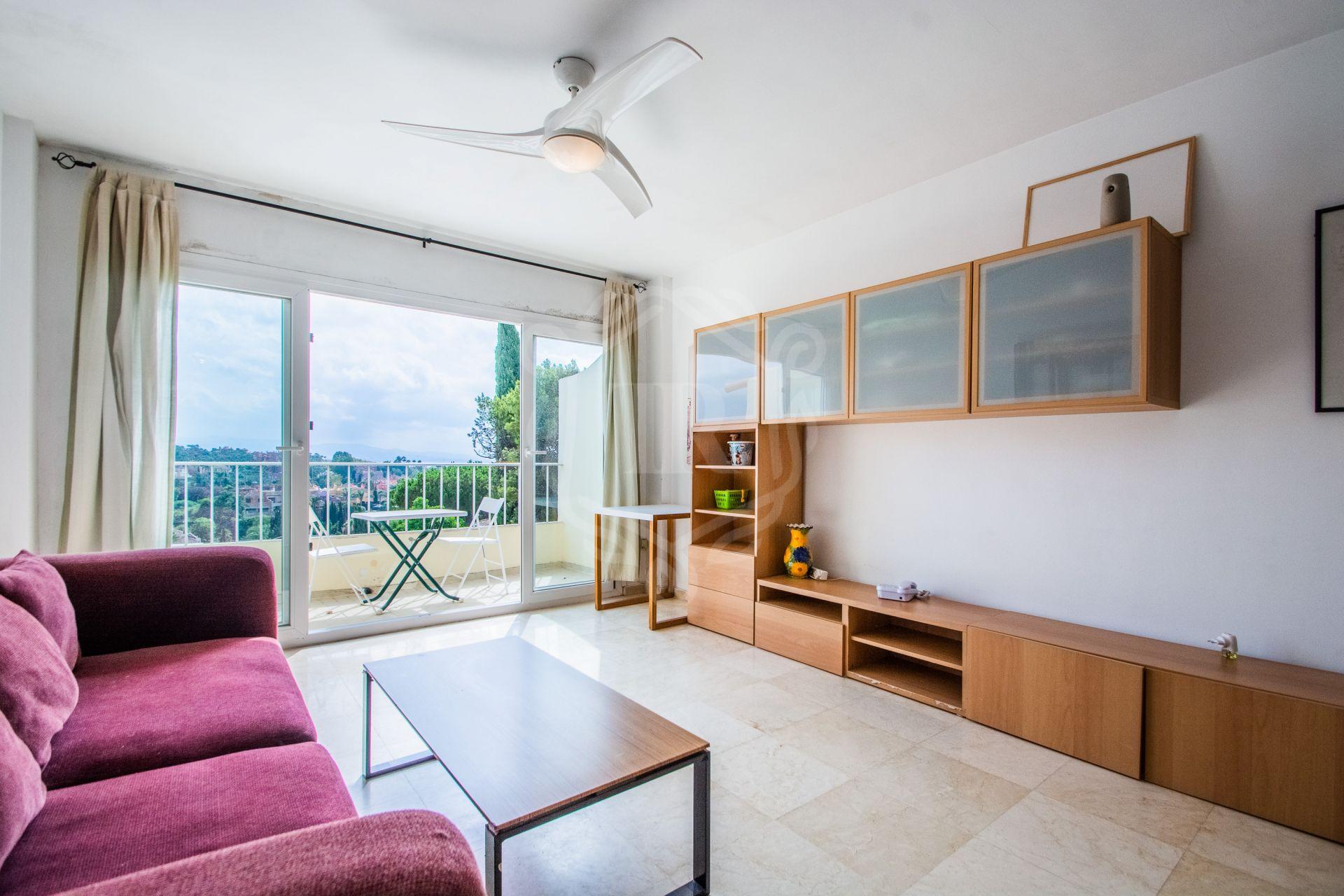 Beautiful top floor apartment in Nueva Andalucia