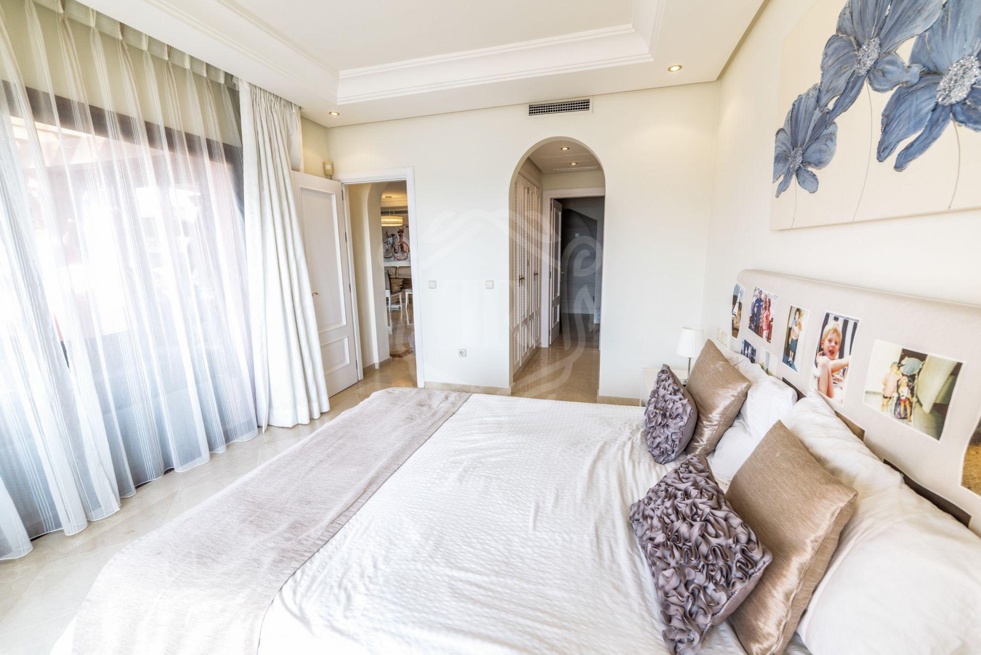 Duplex Penthouse for sale in Cabo Bermejo, Estepona
