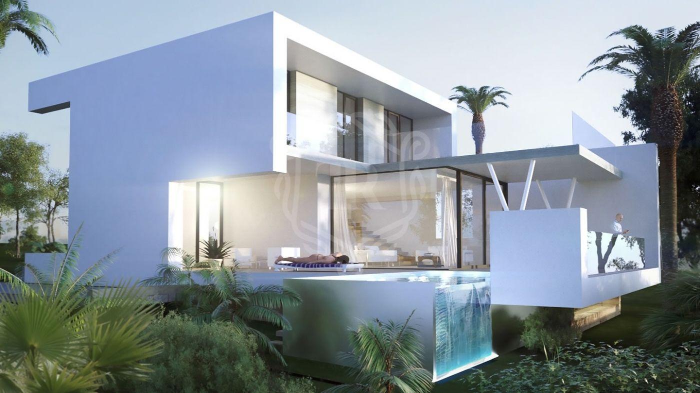Brand new frontline golf villa in El Campanario, New Golden Mile