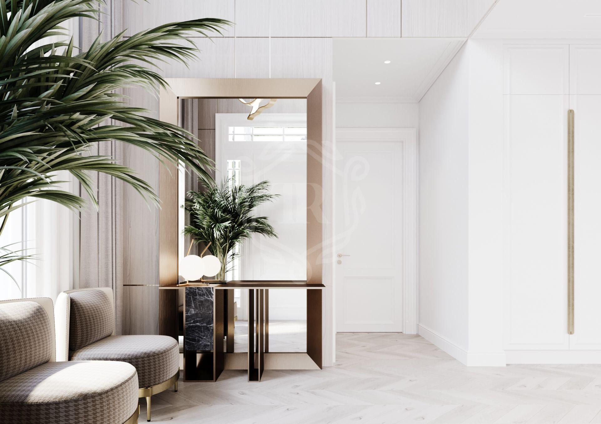 Semi Detached Villa for sale in Las Lomas del Marbella Club, Marbella Golden Mile