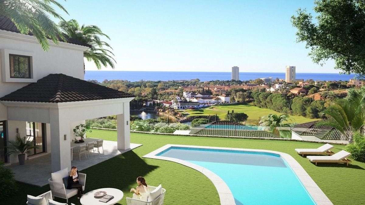Villa Pareada en Elviria, Marbella