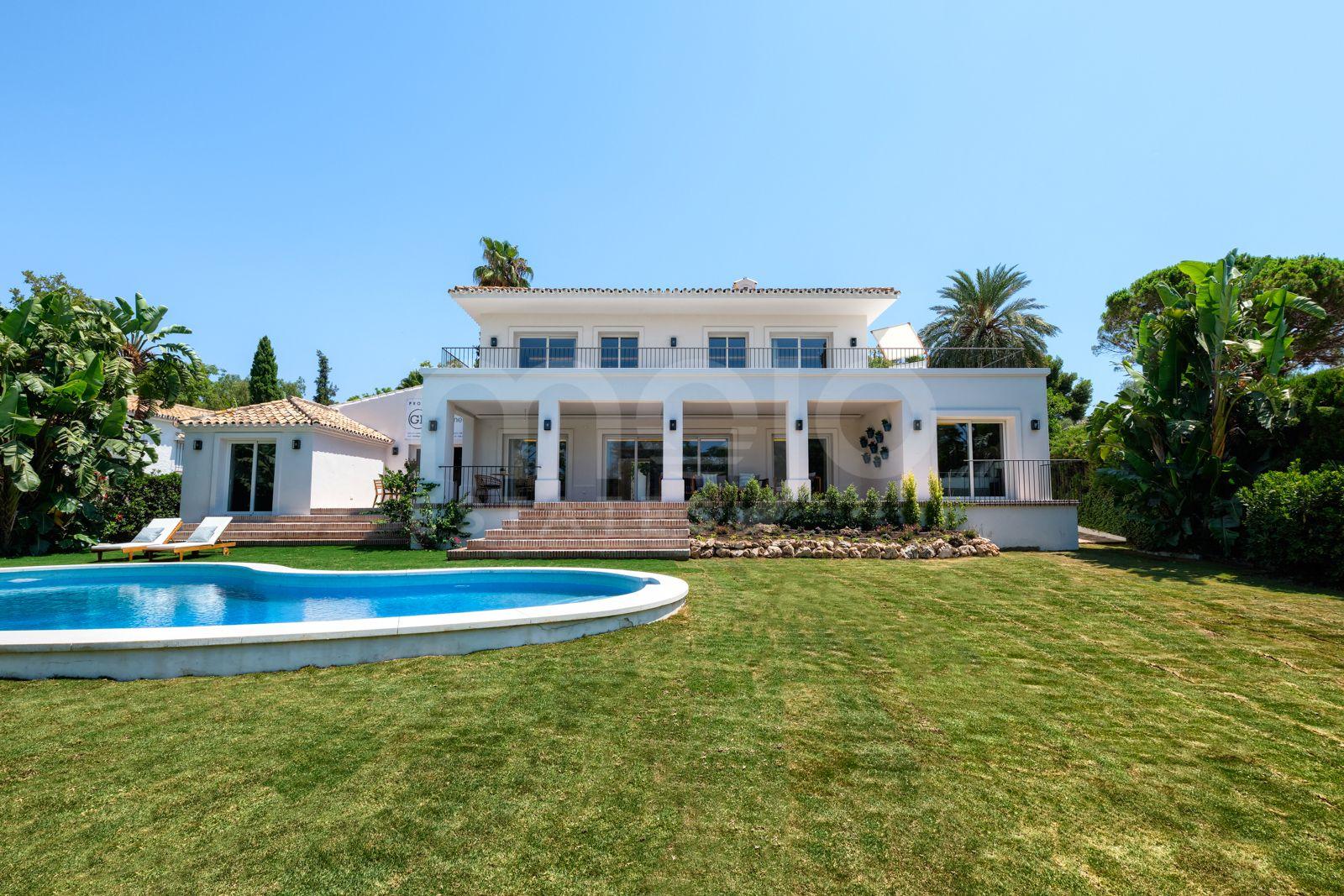 Villa te koop in Guadalmina Alta, San Pedro de Alcantara