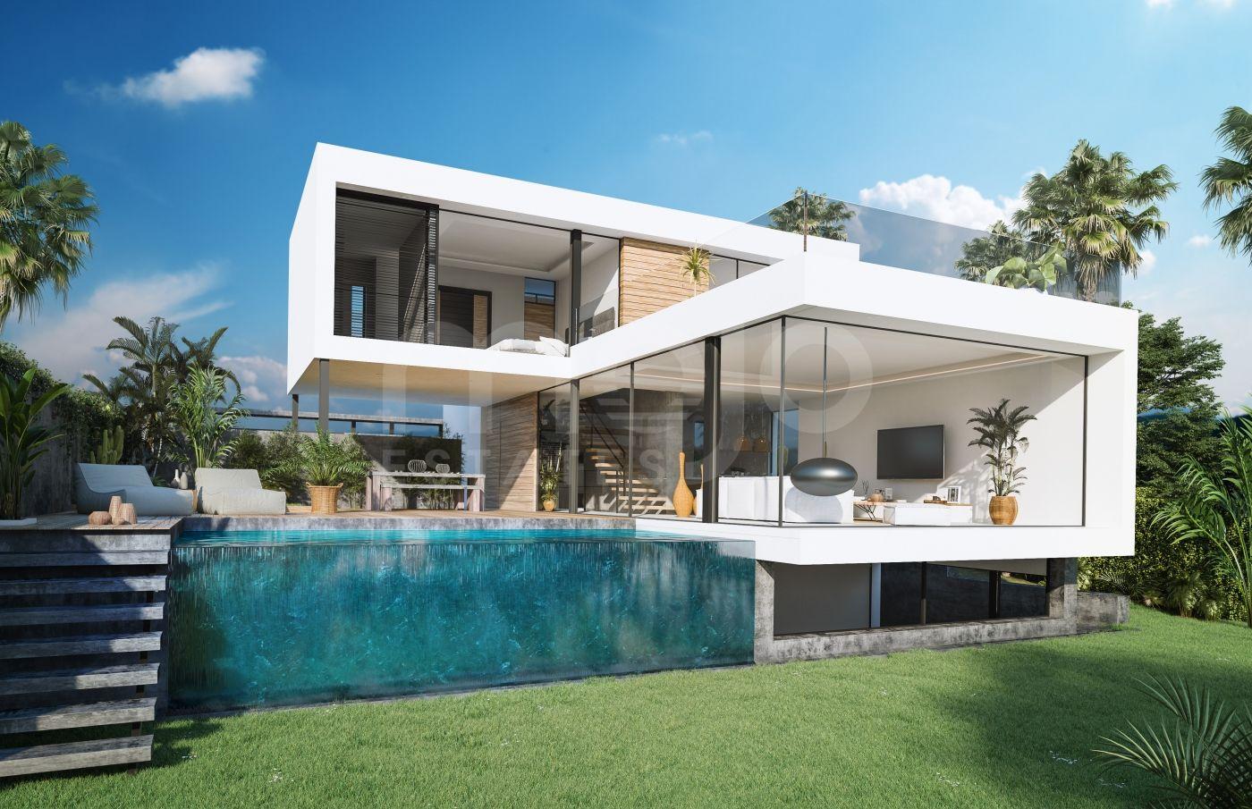 Villa te koop in El Campanario, Estepona