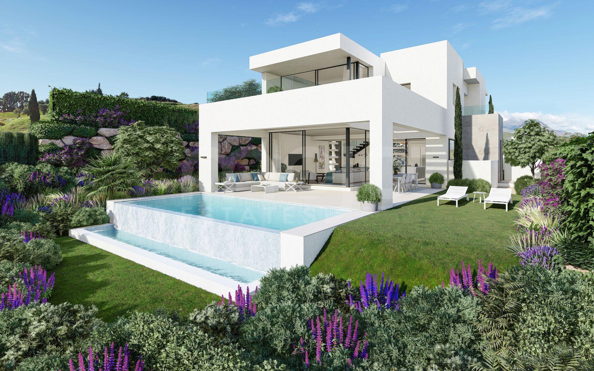 Villa à vendre dans Estepona Golf