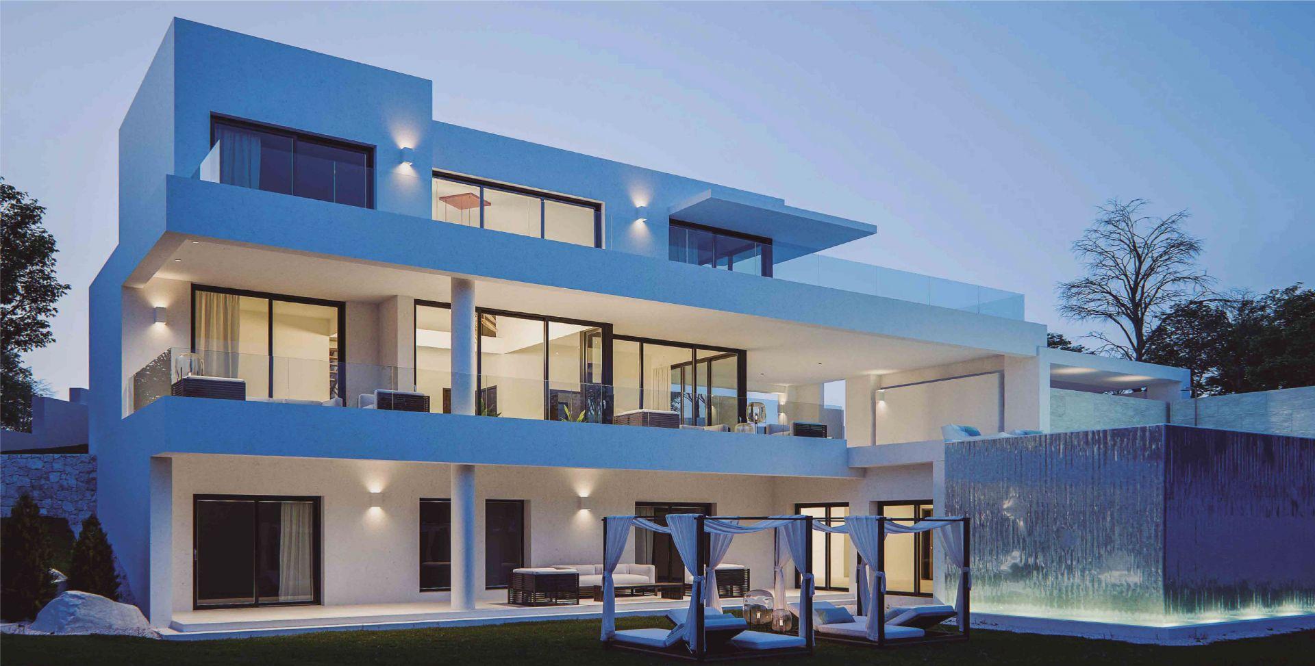 Villa en Paraiso Alto, Benahavis