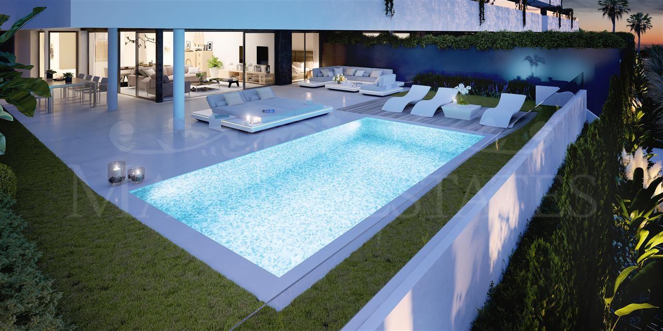Brand new apartments in El Campanario, on the edge of Marbella