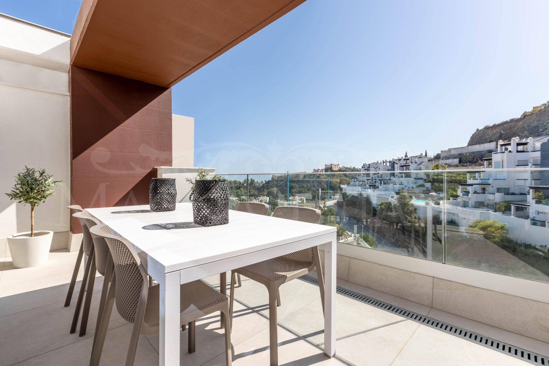 Apartamentos a estrenar en La Quinta, con espectaculares vistas al mar