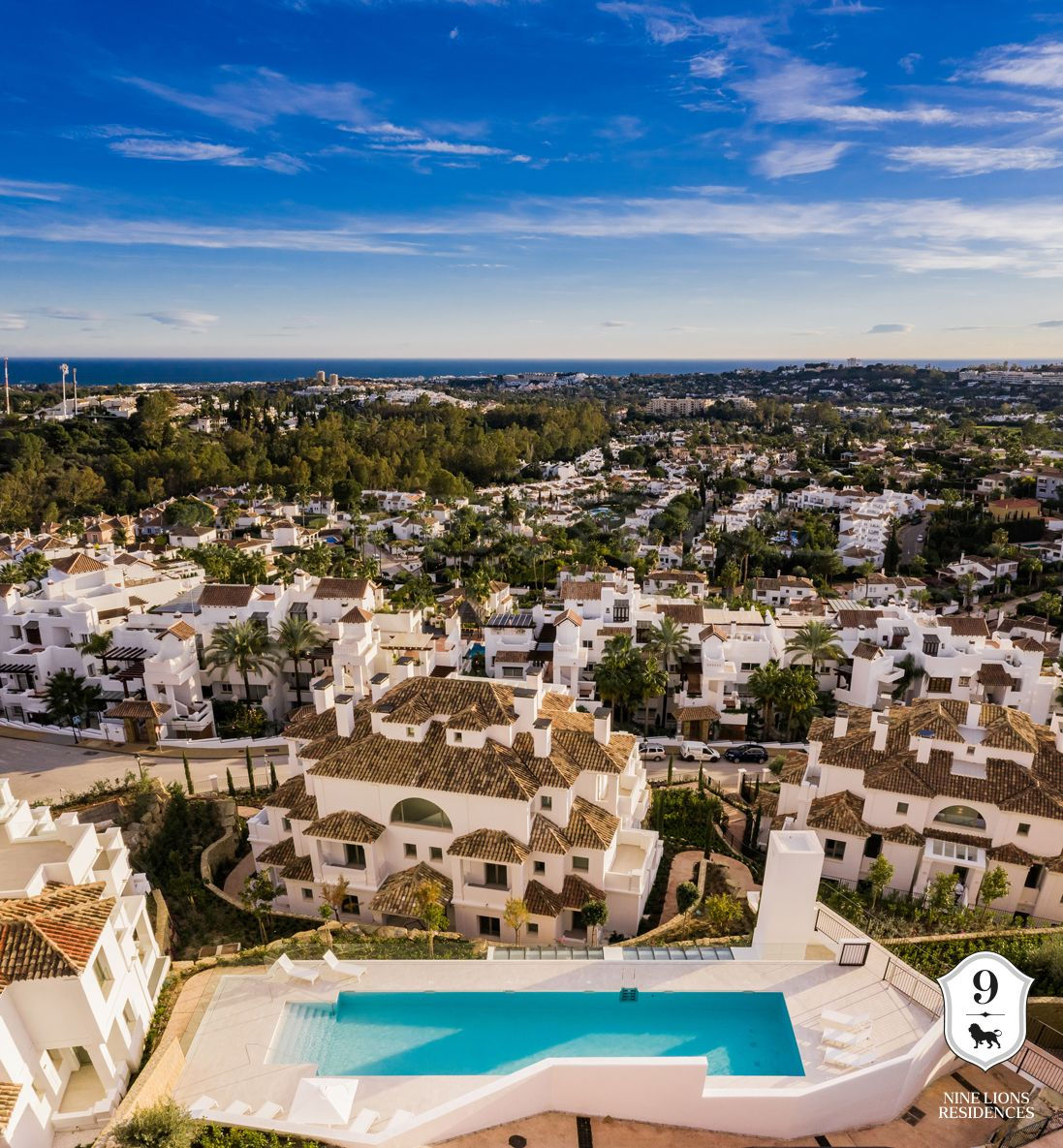 Brand new apartment in the Golf Valley, Marbella