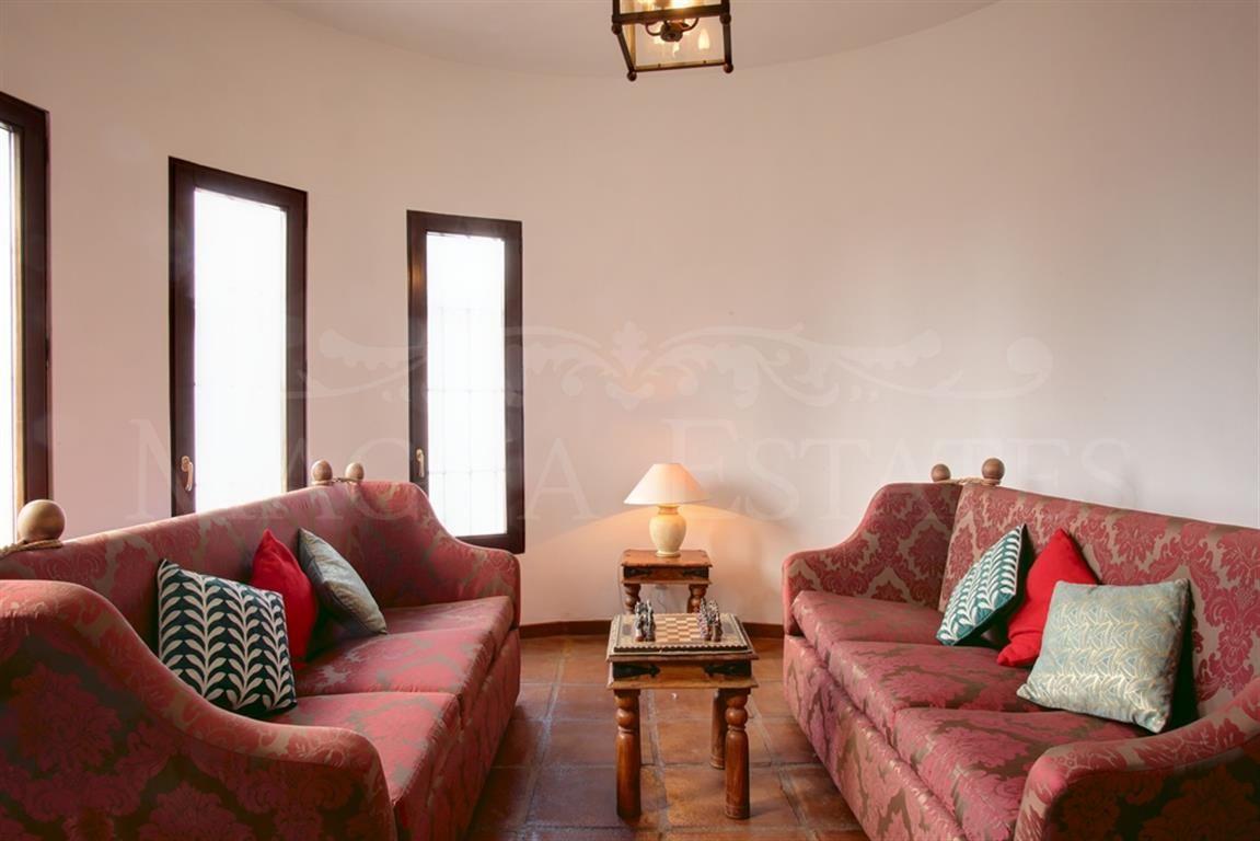 Dream Villa in the Golden Mile of Marbella