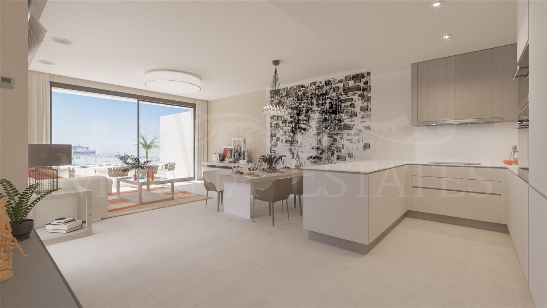 Apartments in Cortijo del Golf, El Campanario