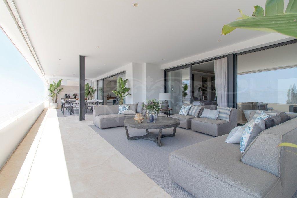 Apartamentos y dúplex de gran lujo a estrenar en la Milla de Oro de Marbella