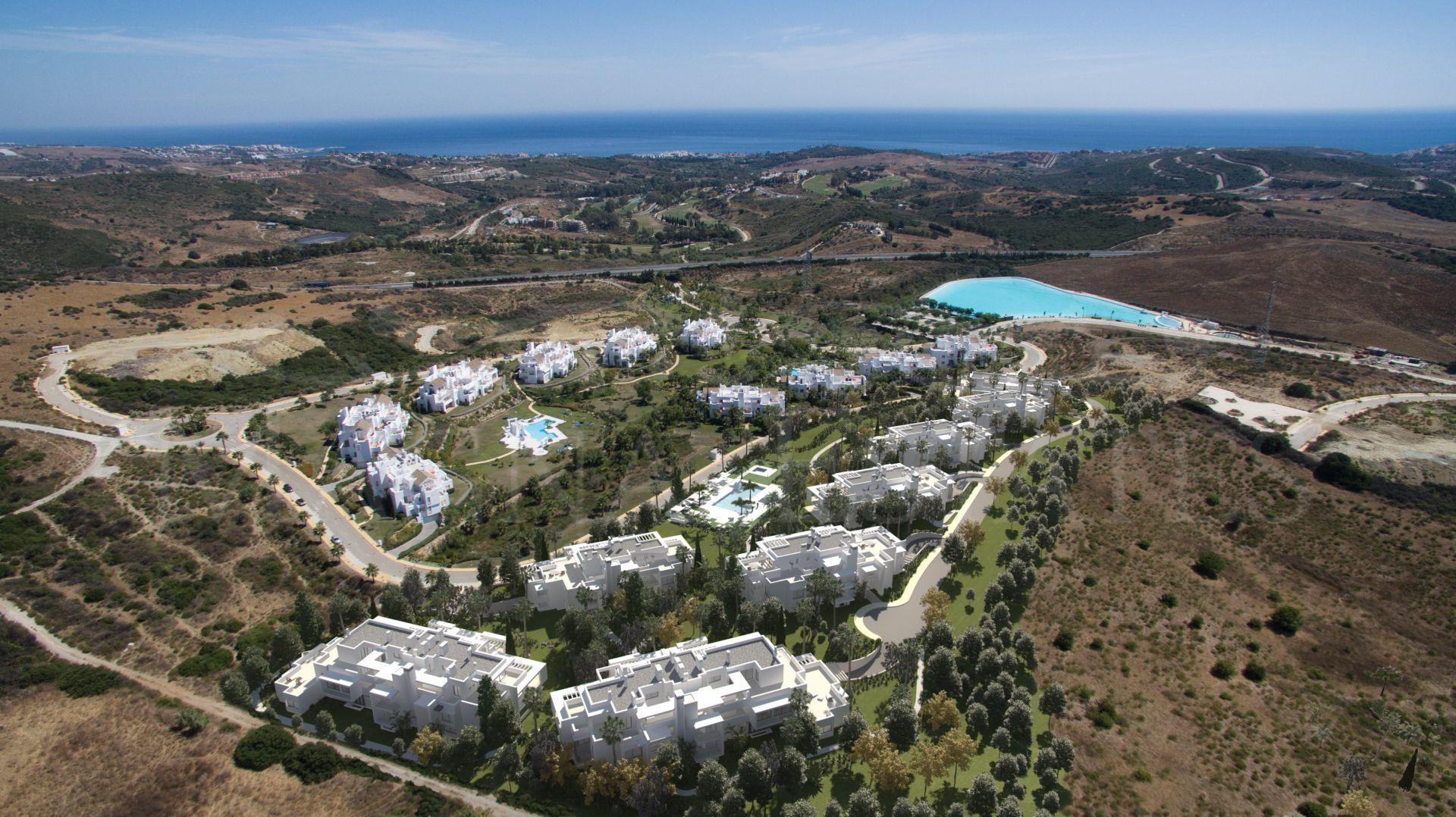 Alcazaba Lagoon Apartment Complex