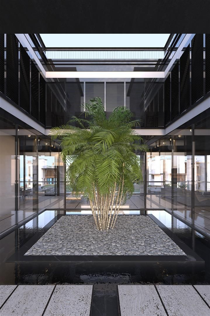 Brand new luxury villa in gated community in Nueva Andalucía