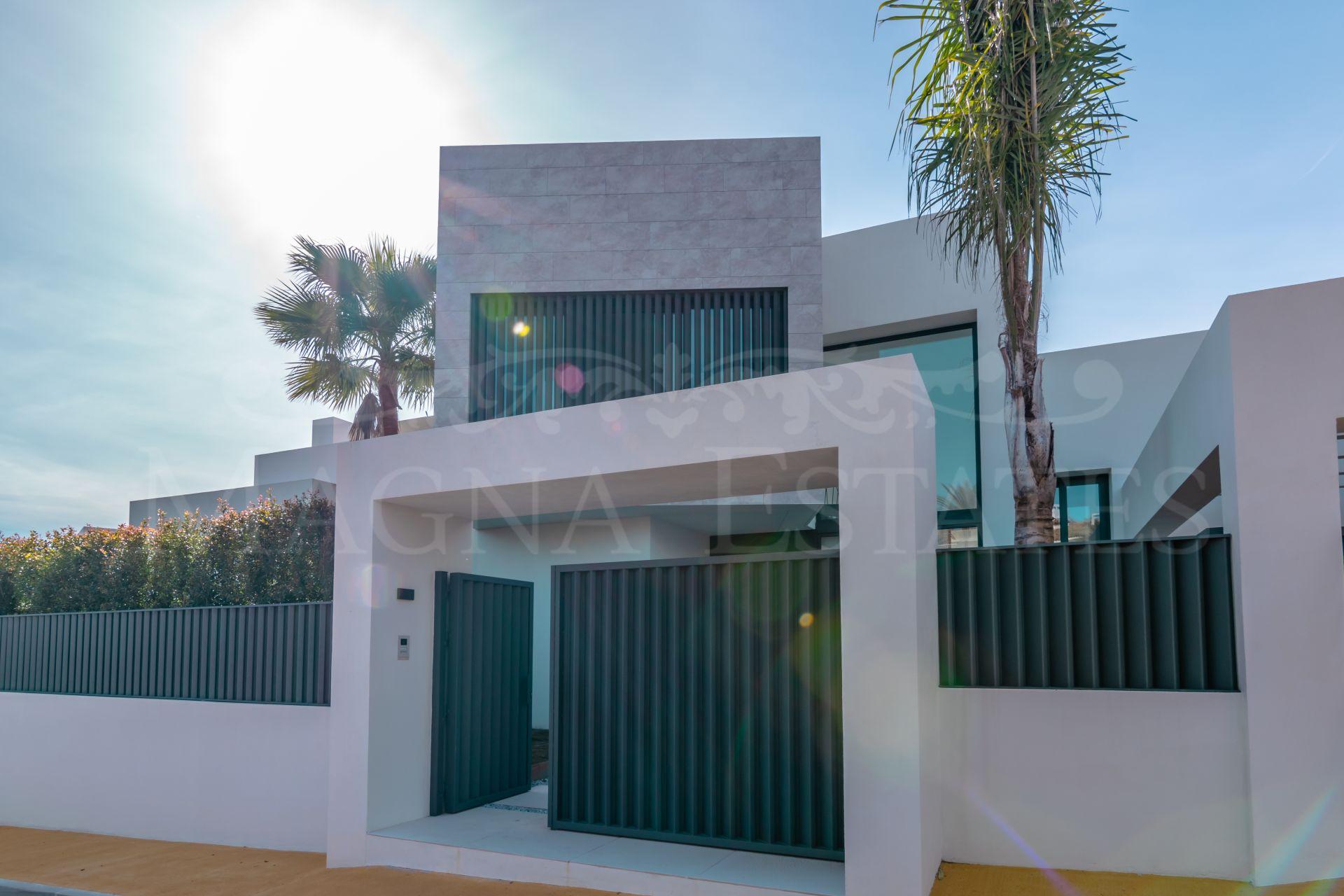 Villa de diseño contemporáneo en Mirador del Paraíso, Benahavís